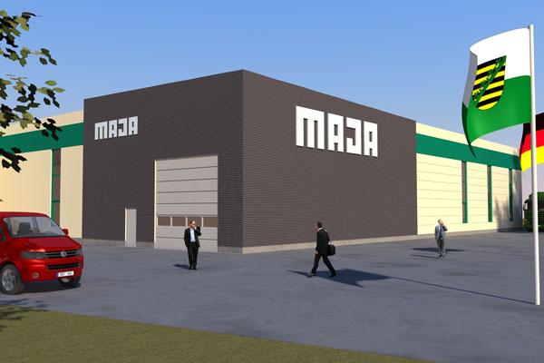 MAJA-Möbelwerk Halle